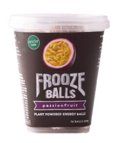 Frooze Balls Passionfruit 16 Ball Pottle 224g