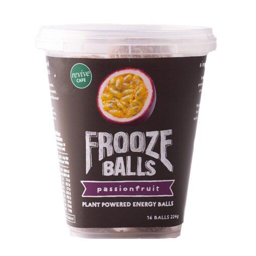 Frooze Balls Passionfruit 16 Ball Pottle 224g