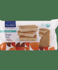 Pavillion Gluten Free Ginger Slice 330g