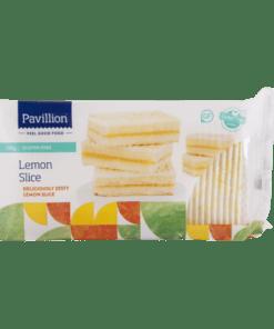 Pavillion Gluten free lemon slice