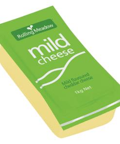 Rolling Mainland Cheese Block Mild 1kg