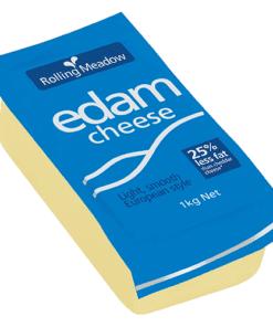 Rolling Meadow Cheese Block Edam 1kg