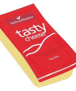 Rolling Meadow Cheese Block Tasty 1kg