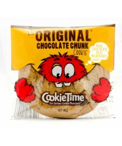 Cookie Time Original Chocolate Chunk Cookie 85g