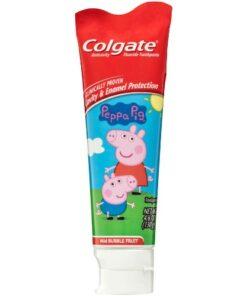 Colgate Kids Toothpaste Peppa Pig
