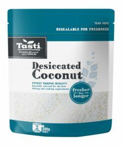 Tasti Dessicated Coconut 200g