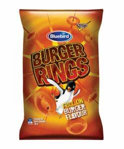 Bluebird Burger Rings