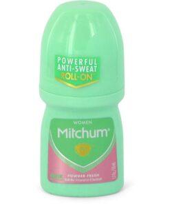 Mitchum Roll On Powder Fresh Lady