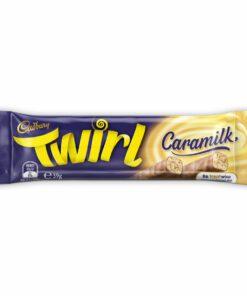 Cadbury Twirl Chocolate Bar Caramilk