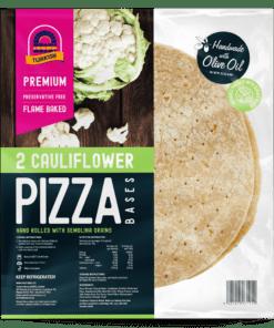 Turkish Cauliflower Pizza Bases 2 Pack