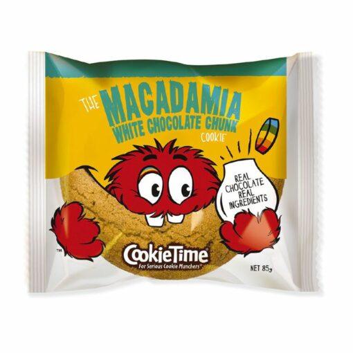 Cookie Time Macadamia White Chocolate Cookie 70g