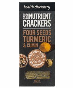 Four Seeds, Turmeric & Cumin