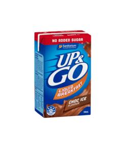 Sanitarium Up & Go Breakfast Drink Choc Ice No Added Sugar (6 pk)
