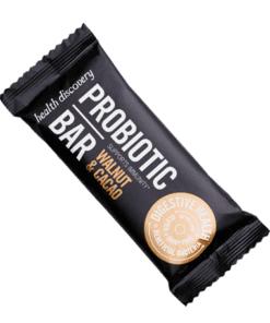 health discovery Immunity Bar - Walnut & Cacao with Manuka Honey 40g
