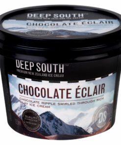 Deep South Ice Cream Chocolate Eclair