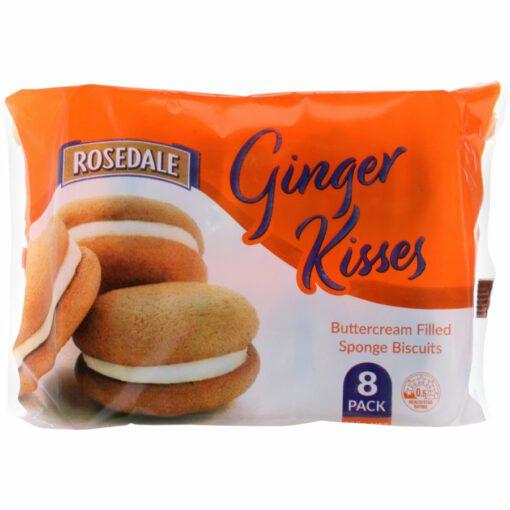 Rosedale Kisses Ginger