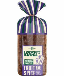 Vogels Fruit Bread Fruit & Spice Extra Thick