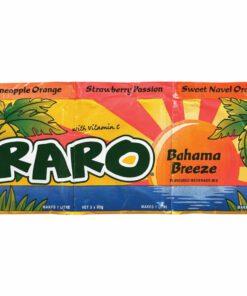 Raro Bahama Breeze Sachet 3pk