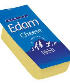 Alpine Cheese Block Edam