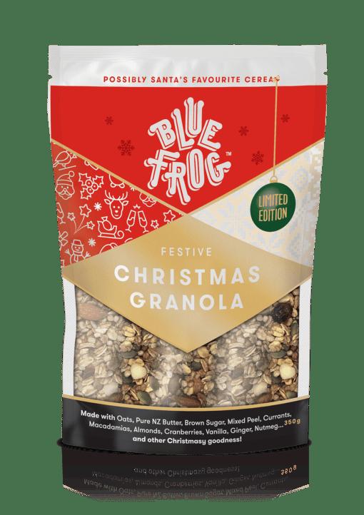 Blue Frog Festive Christmas Granola - Limited Edition 350g