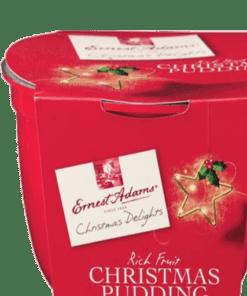 ernest adams pudding rich fruit 700g