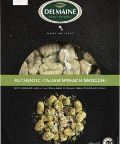 Delmaine Spinach Gnocchi 400g