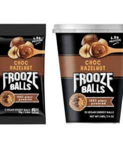 Frooze Balls Chocolate & Hazelnut