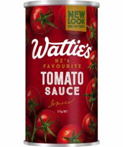 Wattie's Tomato Sauce 575G