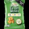 Sunbites Grain Waves Sour Cream & Chives Wholegrain Chips 210g